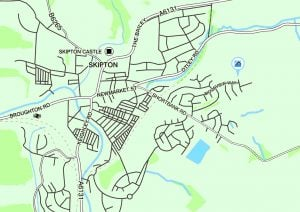 Elsey Croft Map A4