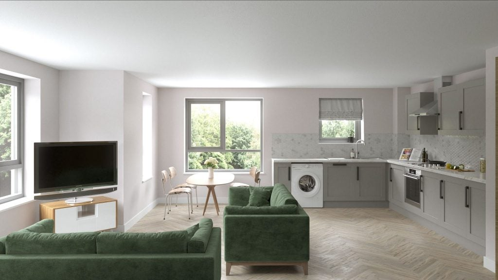 One Bedroom Apartments In Shipley