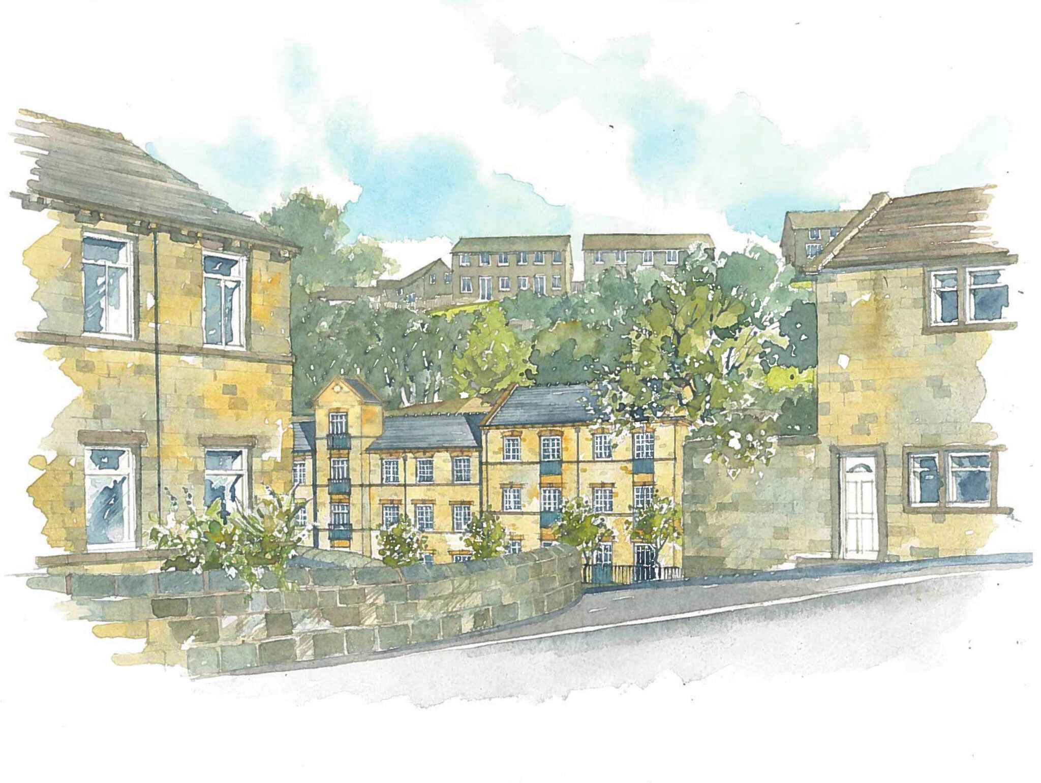 homes in Haworth