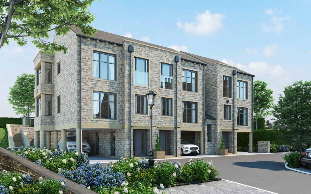 new homes SKIPTON North Yorkshire